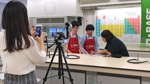 BASF Kid's Lab Challenge 2018